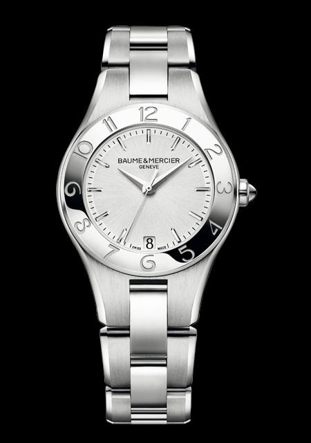 Montre Baume et Mercier Linea Acier bracelet Acier