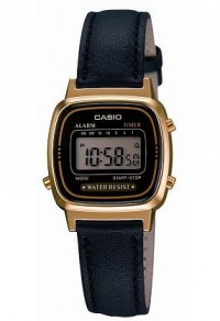 Montre Casio femme Vintage LA670WEGL-1EF
