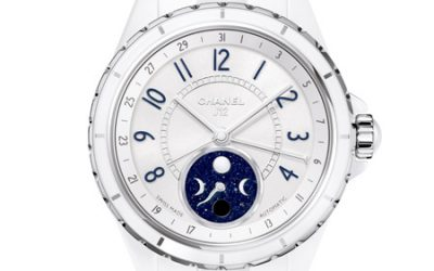 Montre Chanel J12 Moonphase