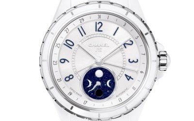Montre Chanel J12 Moonphase