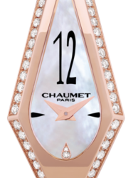 Montre Chaumet Josephine Or Rose