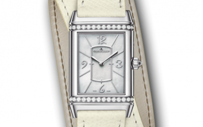Montre Jaeger-LeCoultre Grande Reverso Lady Ultra Thin Duetto Duo