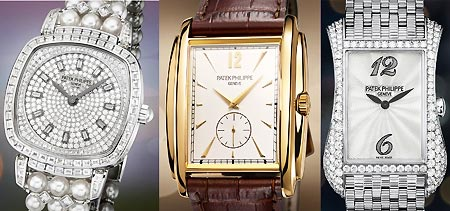 Montre patek philippe collection gondolo