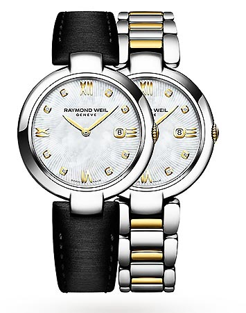 Montre Raymond Weil shine lady