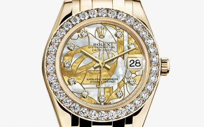 Montre Rolex Oyster Perpetual Datejust Special Edition