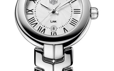 Montre TAG Heuer Link Lady 2012