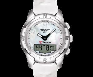 Montre Tissot T-Touche II Titanium Lady