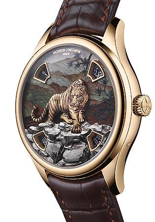 Montre vacheron constantin les cabinotiers tigre imperial
