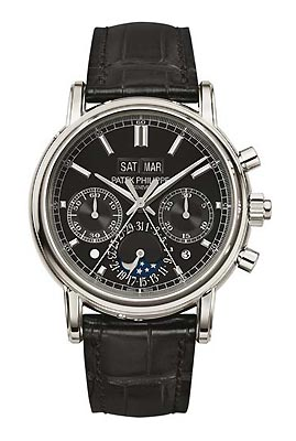Montre patek philippe grand complications